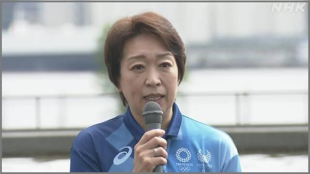 東京五輪 オリンピック 会長 橋本氏