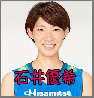 東京オリンピック代表 女子バレーボール 石井優希 愛車ランドローバー レンジローバー